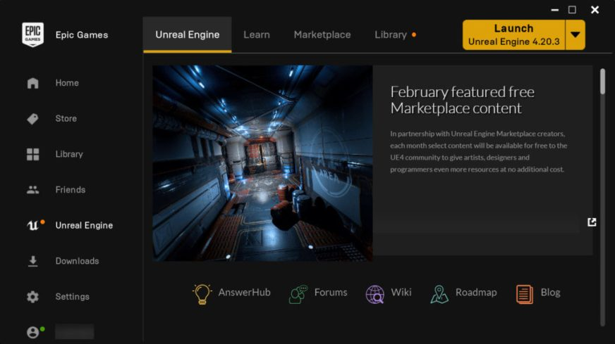Epic Games Launcher 1.1.257.0 Free Download for Windows 10 ...