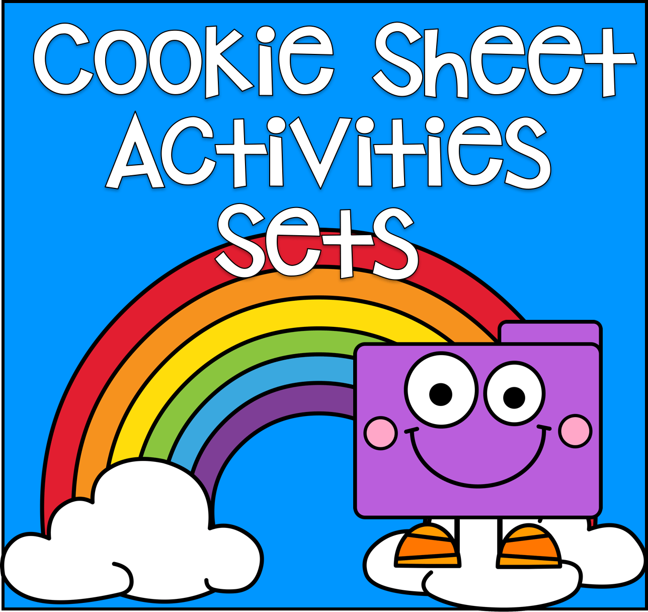 Cookie Sheet Activity Sets File Folder Games At File