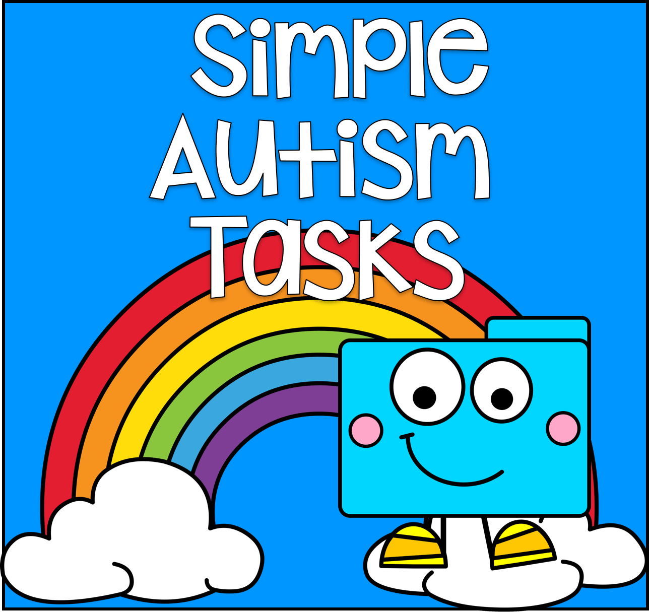 Printable Autism Tasks File Folder Games At File Folder