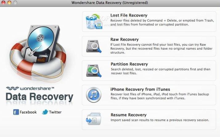 Wondershare Data Recovery Latest Version