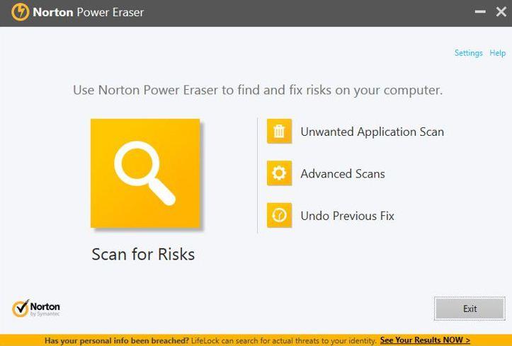 Norton Power Eraser Latest Version