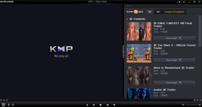 KMPlayer Latest Version