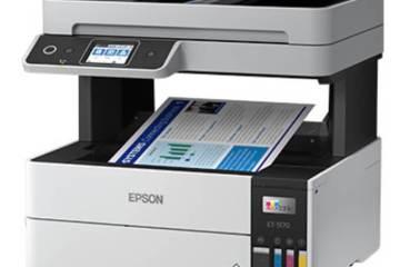 Epson EcoTank Pro ET-5170 Driver