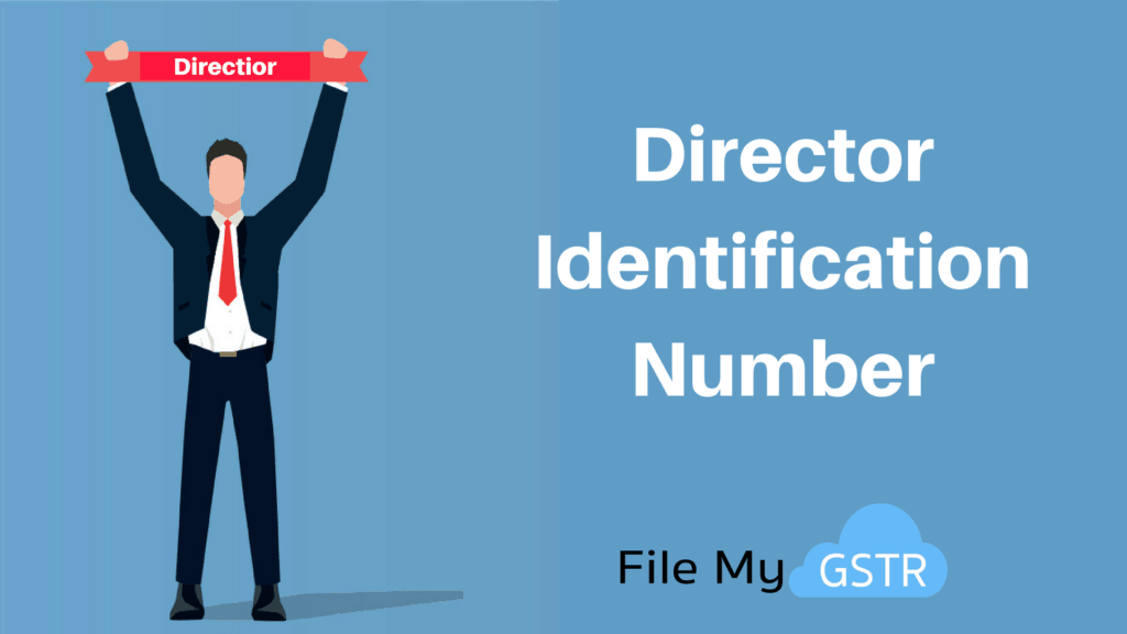 Director Identification Number
