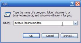 use outlook switch command
