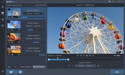 Bandicut Video Cutter 3.6.5.668 Crack