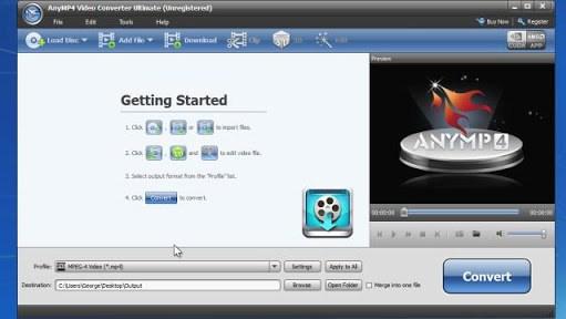 AnyMP4 Video Converter Ultimate 8.2.8 Crack