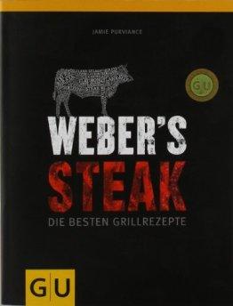 Weber's Grillbibel - Steaks (GU Weber Grillen) - 1