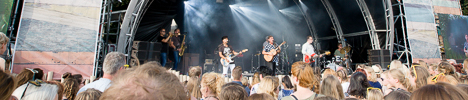 Nielson, 22 juli, Hittegolf, Fields of Joy, Oldenzaal. Foto Storm