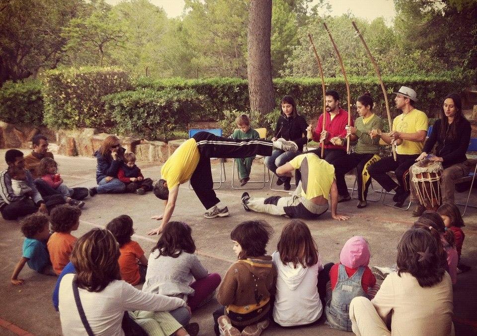 Capoeira Angola y el mercado