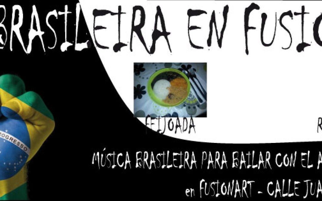 Noche Brasileira en Fusionart
