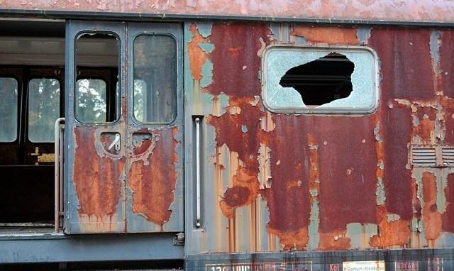 Teoria das janelas quebradas