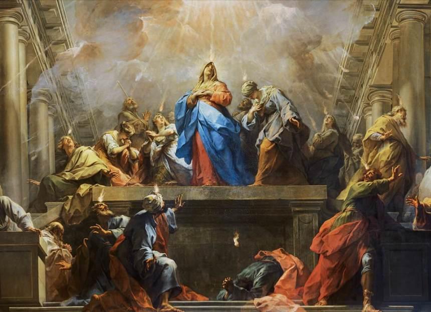 batismo com o Espírito Santo