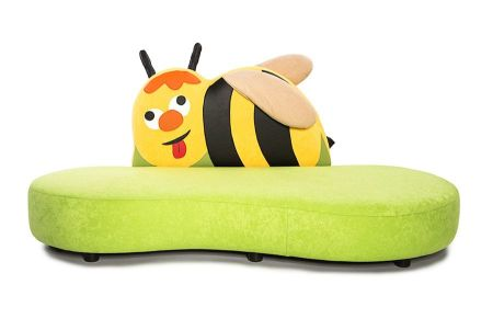 Kindersofa Bienchen