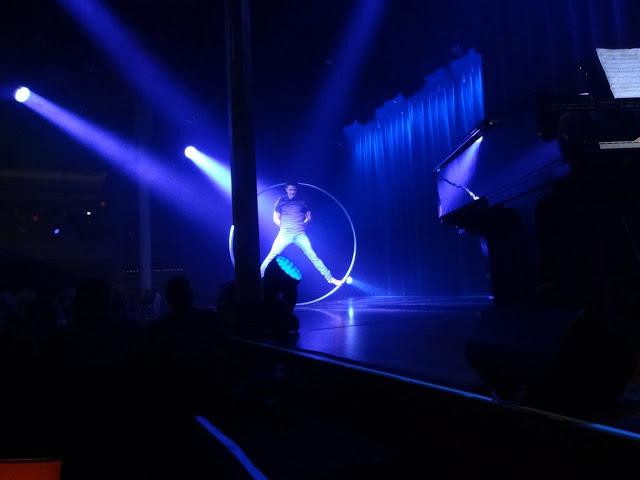 Filines Testblog, Variete, Theater
