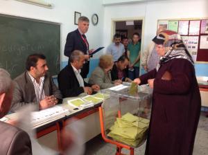 FDW als verkiezingswaarnemer Turkije