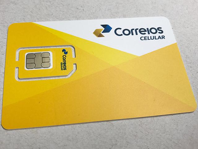 Correios lançarão operadora de celular em fevereiro