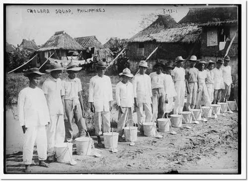 The Cholera Squad (1900)