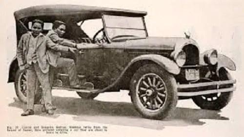 The Godino Twins (1928)