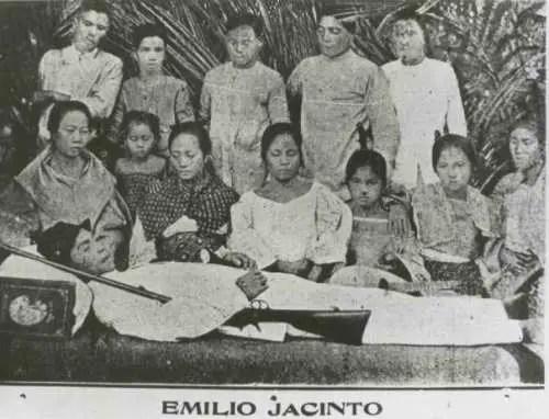 emilio jacinto recuerdos de patay