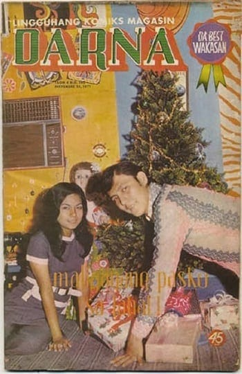 8 Vintage Pinoy Christmas Photos