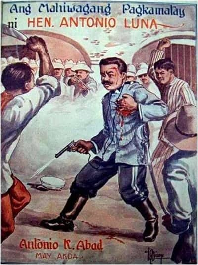 Antonio Luna assassination