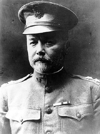Major General Frederick Funston