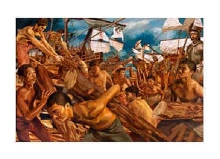 Sumuroy Rebellion + Don Alonso Macombo