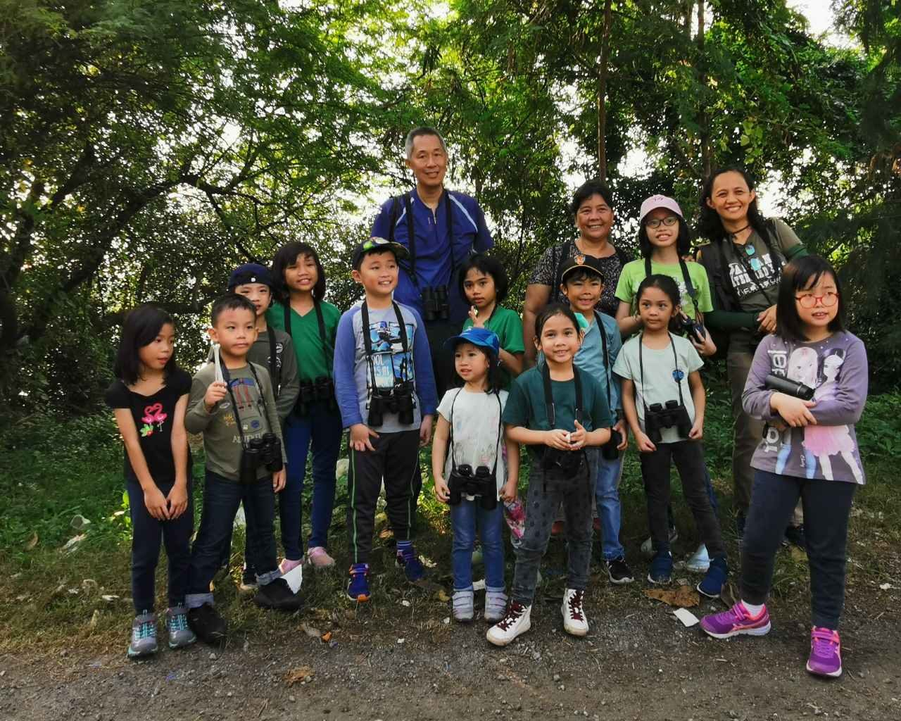 Bird Watching With The Wild Bird Club Of The Philippines
