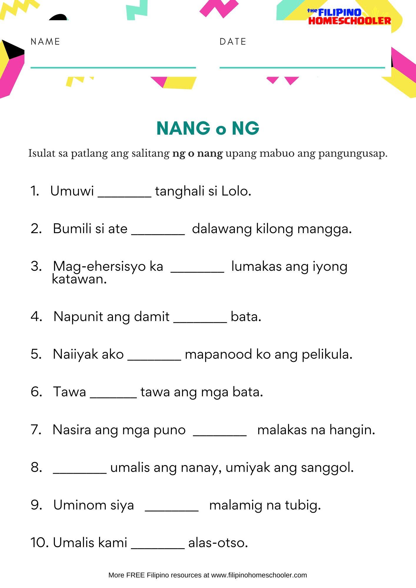 Nang O Ng