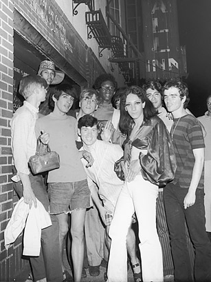 The June 1969 Stonewall Riots in New York served as a catalyst for a more aggressive campaign for gay rights