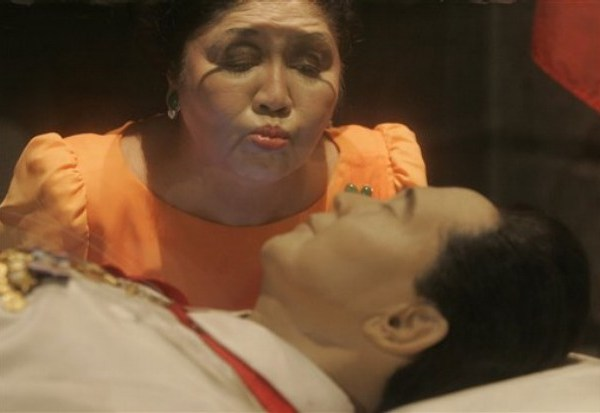 A hero's burial for Marcos is a shameless attempt to rewrite history