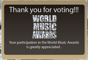 2013 world music awards