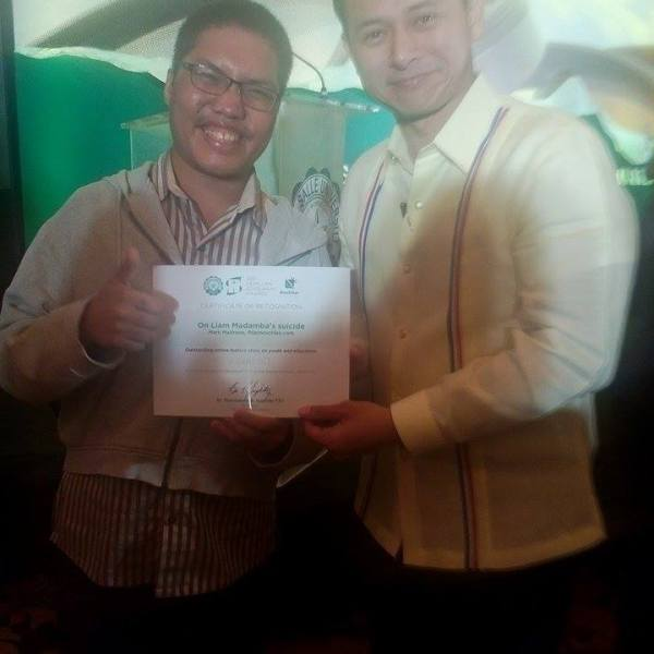 THANK YOU! | Two award-giving bodies recognize The Filipino Scribe