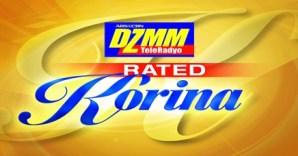 korina sanchez resigns