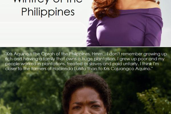 kris aquino oprah winfrey of the philippines