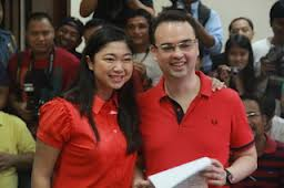 In attacking Binay, Cayetano uses a familiar game plan