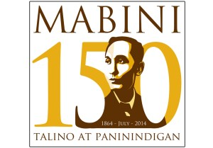 apolinario mabini 150th birth anniversary
