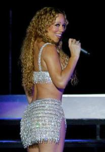 mariah carey live in manila 2014