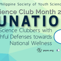 "National Science Club Month 2014 theme - ""Immunation"""