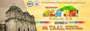 ala eh festival 2014 batangas