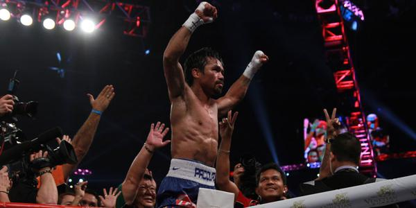manny pacquiao defeats chris aligieri