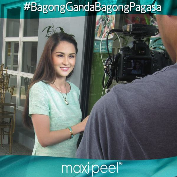 Marian Rivera brings 'Bagong Ganda, Bagong Pag-asa' to lucky ladies for Maxi-Peel