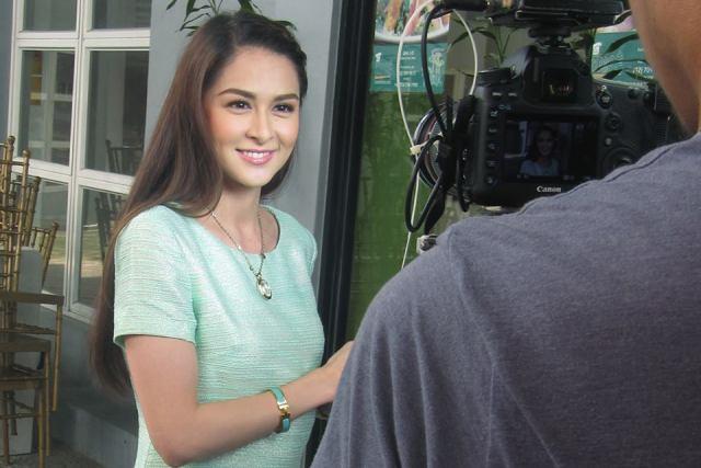 Marian Rivera brings 'Bagong Ganda, Bagong Pag-asa' to lucky ladies for Maxi-Peel