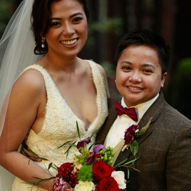 Aiza Seguerra and the same-sex marriage debate in the Philippines