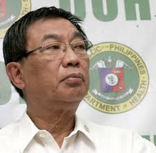 Did Aquino have a deal with Ona to make him resign as health secretary?