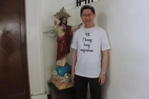 huwag kang magnakaw shirt