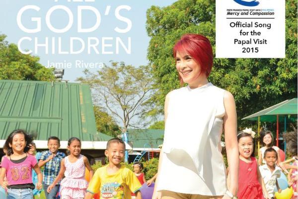 we are all god's children album cover