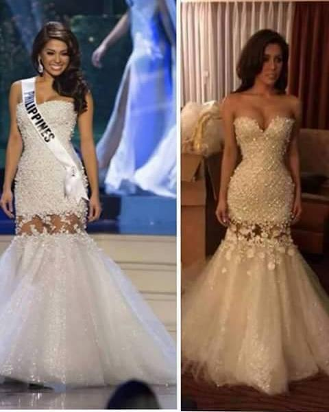 Alfredo Barraza-made evening gown blamed for MJ Lastimosa's loss