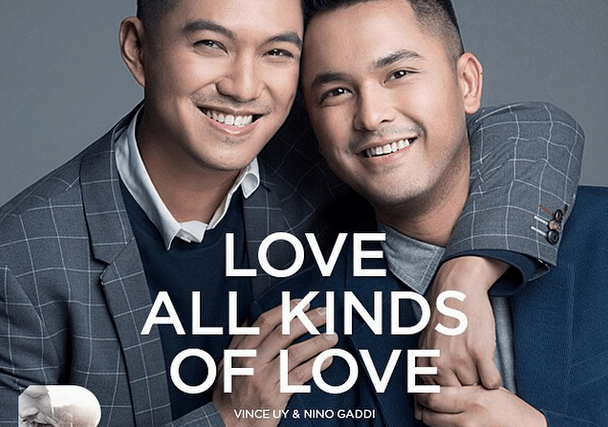 #LoveAllKindsOfLove: Will Bench lead the way for better portrayal of gays in local ads?